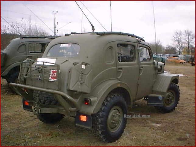 "Pinzgauers, Volvo C303's, and other quality ""REAL 4x4's ..."